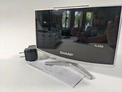 Sharp LED Alarm Clock SPC1203 - USB Port, Jumbo Digital Display Used