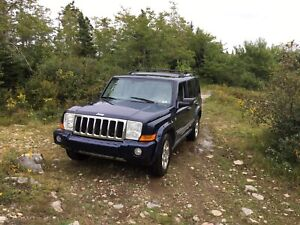 NEWLY INSPECTED need gone! 2006 jeep commander 4.7 AWD