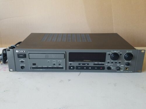 ***Sony CDR-W66 Professional CD Recorder*** WOW!!!