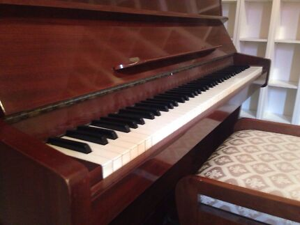 Upright piano Inala Brisbane South West Preview