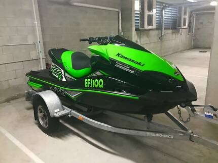 Jet Ski 2015 Kawasaki Ultra 310R Supercharged - Near New