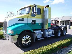 Kenworth 6/2006 T350 bogie prime mover. Orangeville Wollondilly Area Preview