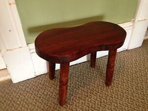 Local Hand Crafted Pine Milking Stool