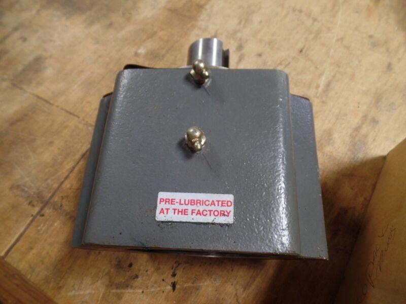 Zero-Max Overhung Load Adapter