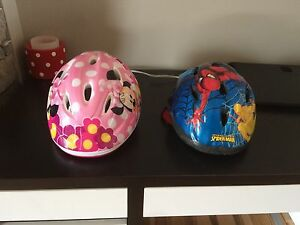 Toddler bike helmets