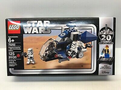LEGO Star Wars: Imperial Dropship - 20th Anniversary Edition (75262)