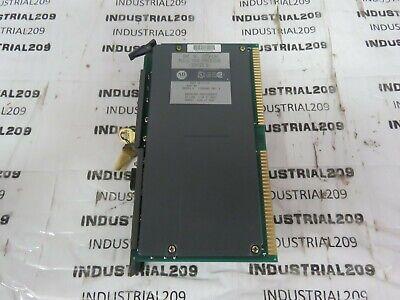 Allen Bradley Plc-2 Mini Processor 1772-ln3 Ser B Used