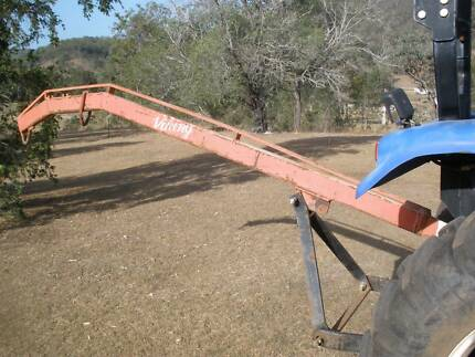 Tractor 3 Point Linkage Lifting Jib