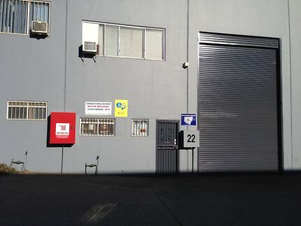 Mechanical Workshop For Lease Wetherill Park Fairfield Area Preview