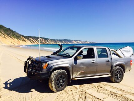 Holden Colorado 2011 MUST SELL