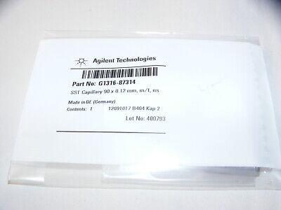 Agilent G1316-87314 Sst Capillary 90x0.12mm Mf Ns