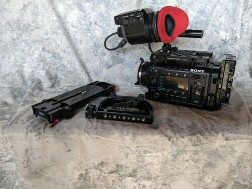 Sony PMW-F5 CineAlta 4K Digital Cinema Camcorder