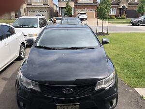 2011 Kia Forte koup 178000km