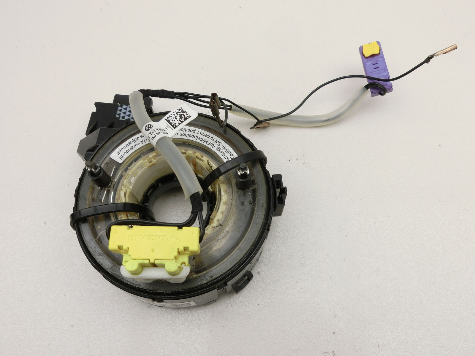 Airbag Slip Ring Clockspring for VW Golf 5 V 1K 03-09 126TKM!! 1K0959653C