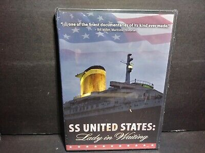 SS United States: Lady In Waiting (DVD, 2008) Brand New B347 - Lady In Waiting Movie