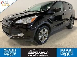 2013 Ford Escape SE CLEAN CARFAX, ONE OWNER, 4WD