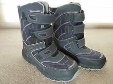 Snow boots - child size 2/3 Wonga Park Manningham Area Preview