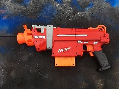 modified Nerf Fortnite SMG