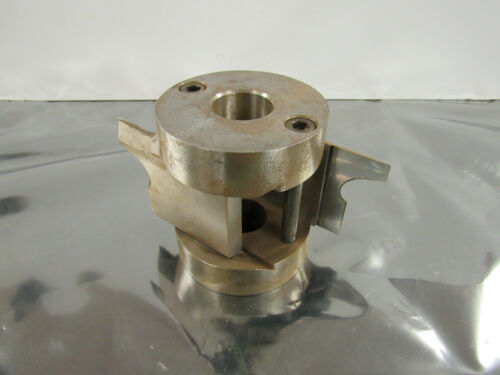 "INDUSTRIAL ROUTER BIT 1-1/4"" BORE 3-1/2"" DIA"