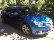 Holden Cruze 2010 CDX Unley Unley Area Preview