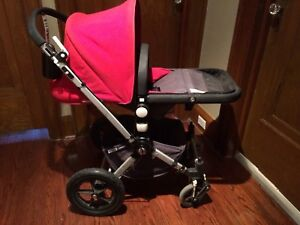 Bugaboo Stroller with plenty of extras