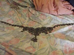 Tribal belly dancer's belt. Waratah Newcastle Area Preview