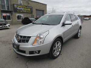 2010 Cadillac SRX Performance AWD, TURBO, PANO SUNROOF, LEATH...