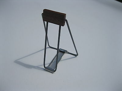 1  New Vintage Looking Steel Toy Outboard Motor Stand Display K & O