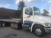 Flatbed Tow Truck Driver Needed