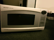 Sharp microwave oven St Leonards Willoughby Area Preview
