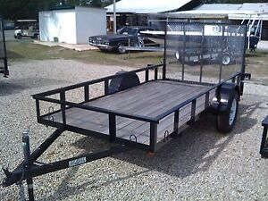 Trailer's made to order Atherton Tablelands Preview