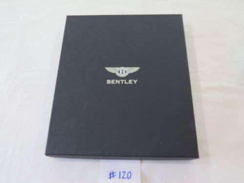 Bentley The Story By Andrew Frankel Second Edition 2005 in Box #120