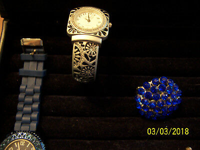 Lot of Ladies Fashion Watches & Rings