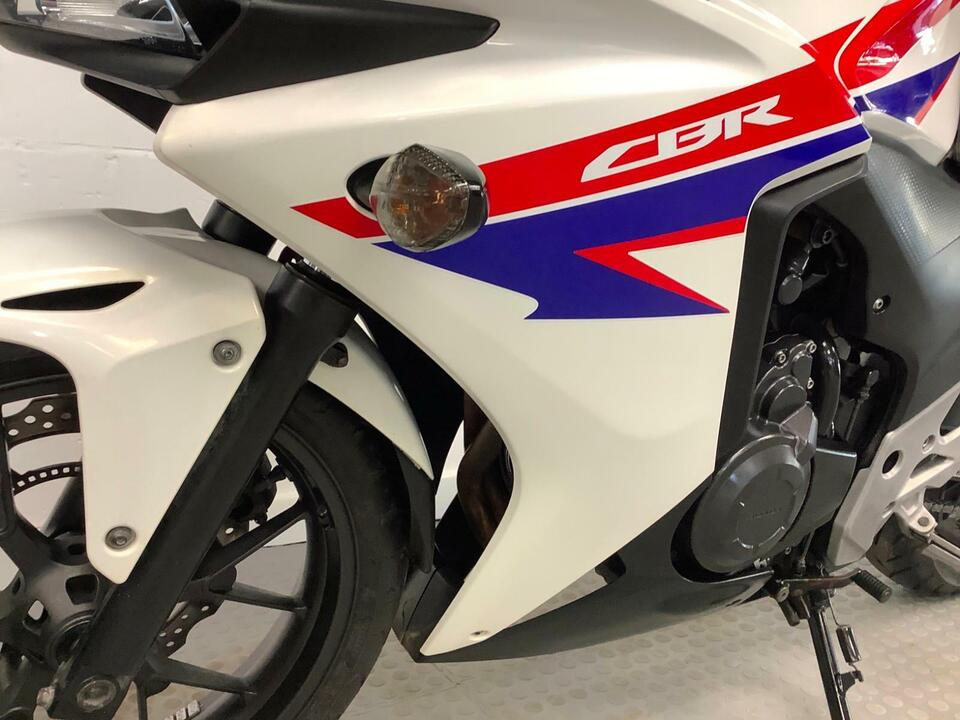 Honda CBR500R RA-D CBR500 CBR 2013 / 63 - A2 LICENCE - SPORTS