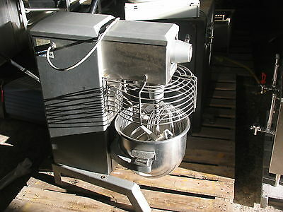 Univex 20 Quart Countertop Mixer 115 Volts Srm20 Restaurant Bakery