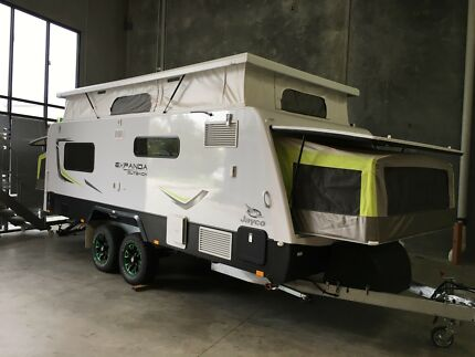 Jayco Pop Top Expanda 18.58-2 Outback