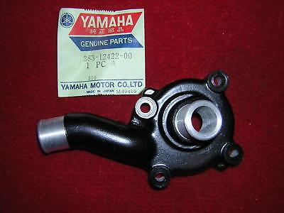 <em>YAMAHA</em> TZ350 WATER PUMP COVER HOUSING GENUINE <em>YAMAHA</em> NEW B68