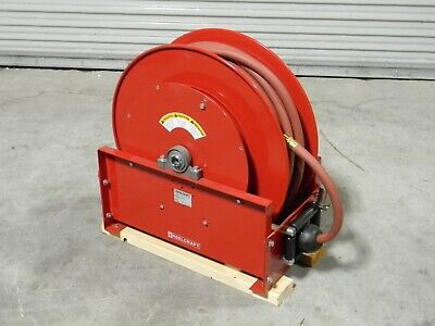Reelcraft Heavy Duty Retractable Hose Reel 100 Ft. X 34 In. 250 Psi D9399 Olpbw
