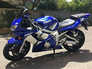 2000 R6 Yamaha- $3750 price dropped Kirribilli North Sydney Area Preview