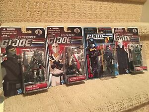 GI Joe figures