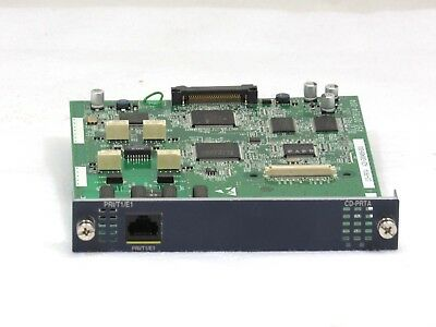 Nec Univerge Cd-prta Telecom Primary Rate Interface Blade Card A12