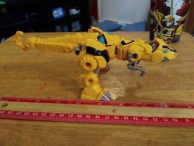 KD Transformers Rescue Bots Dinosaur Dinobot Raptor BUMBLEBEE Action Figure