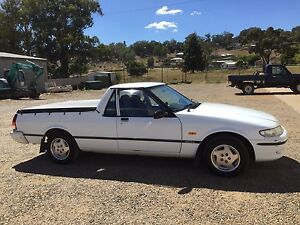 Xh falcon ute 1997 5 speed manual 6cyl Tumut Tumut Area Preview