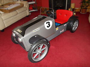 RIDE ON KIT CAR- *BUILD A  LIGHTNING- For kids under 6 to drive! VIDEO BELOW   8