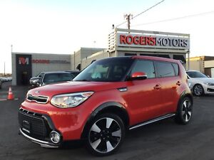 2016 Kia Soul SX GDI - LEATHER - PANO ROOF - REVERSE CAM