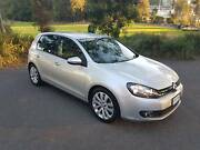 2009 Volkswagen Golf 118TSI Comfortline VI Auto MY10 Narrabundah South Canberra Preview