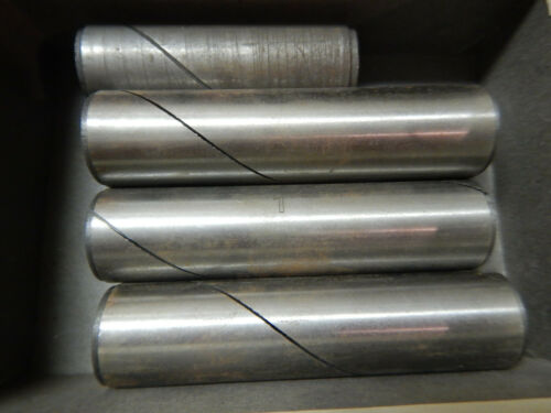 "MOSTLY 1"" DIAMETER CYLINDER LAPPING HEADS FROM A MACHINE SHOP MACHINIST TOOLING"