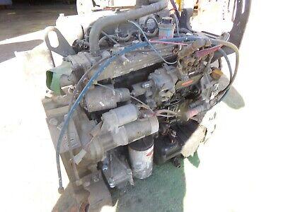 Yanmar Diesel Thermo King Engine