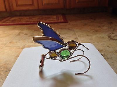 Украшения для стекол Glass Hummingbird