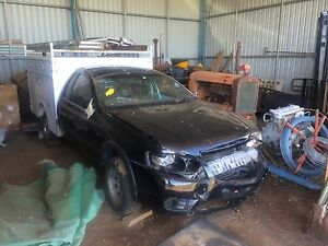 2007 Ford Falcon RTV wrecking Muswellbrook Muswellbrook Area Preview